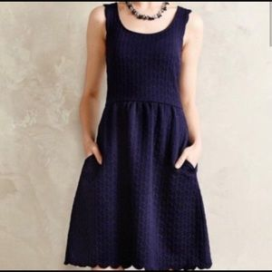 MAEVE ANTHROPOLOGIE 🔹 Quilted Dress